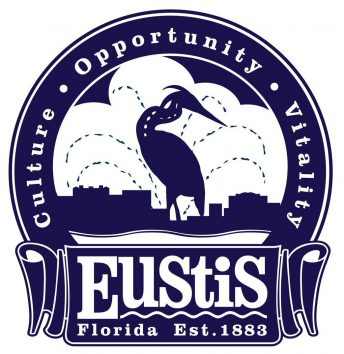 eustis florida heron sculpture