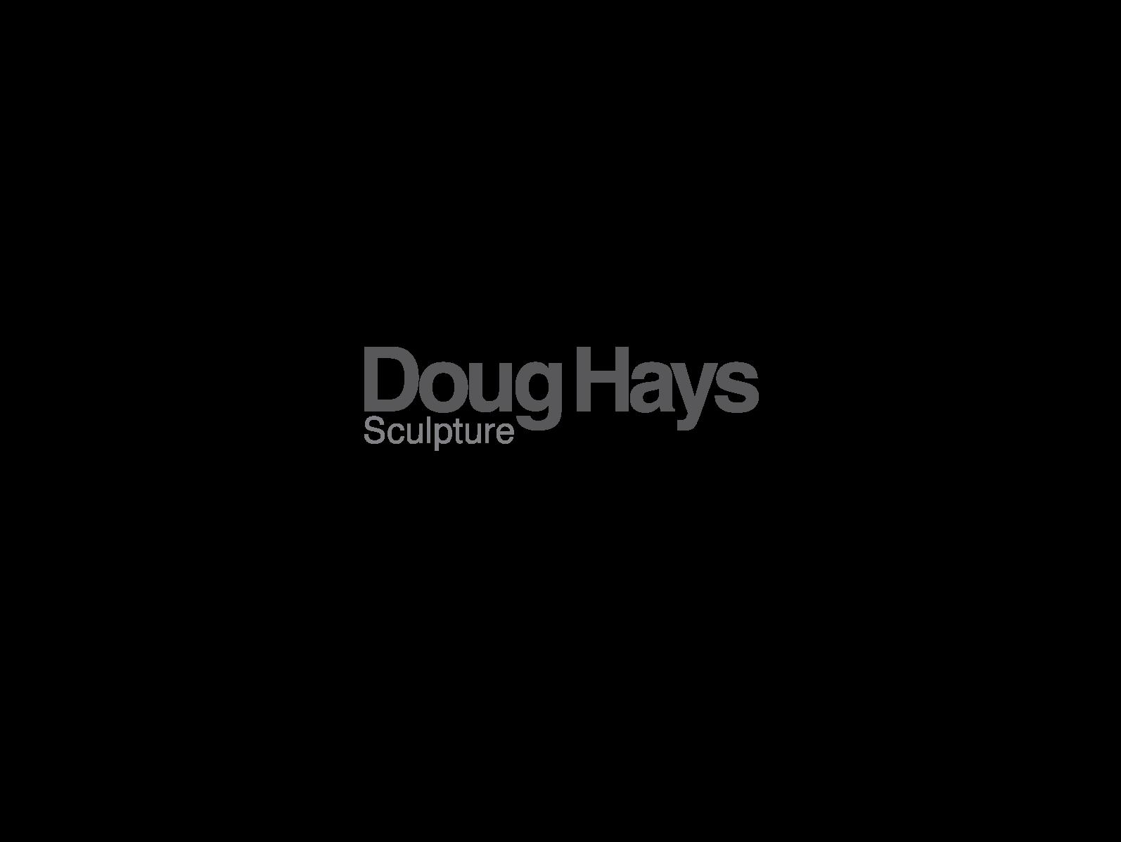 DougHays-LogoScreen-Gray1500