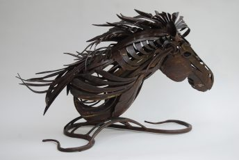 doug hays horse sculpture
