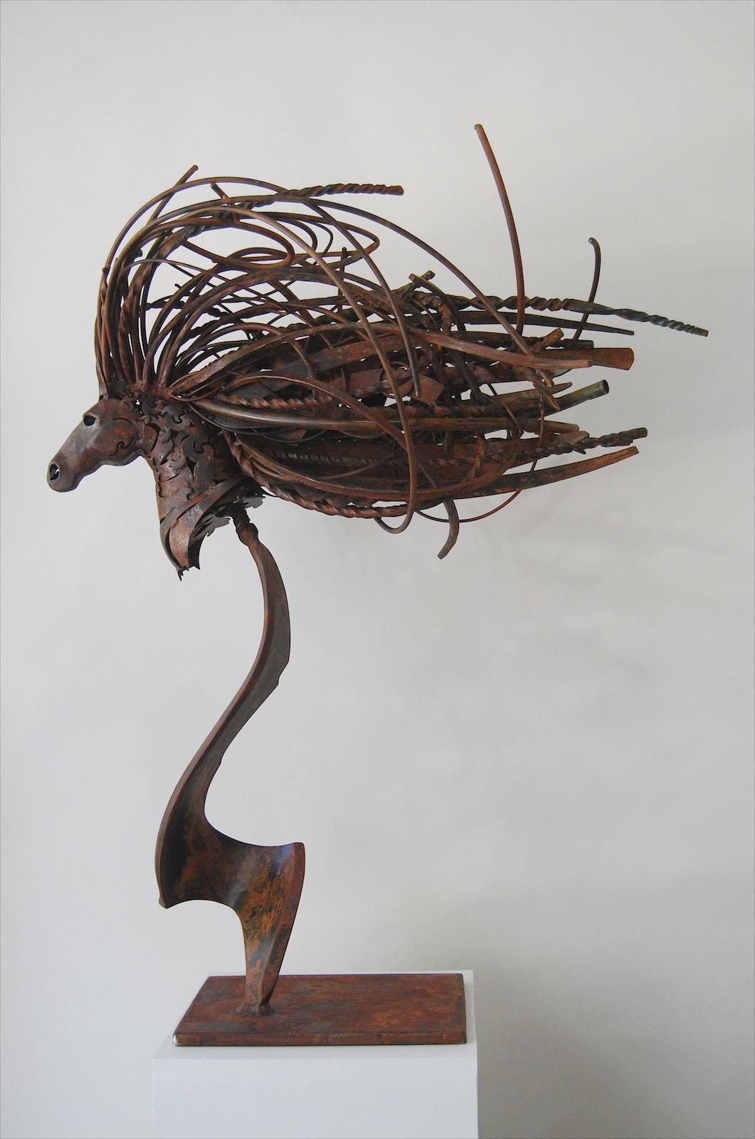 Metal Artwork For Sale Metal Horse Art Sculptureflorida Artist Doug Hays
