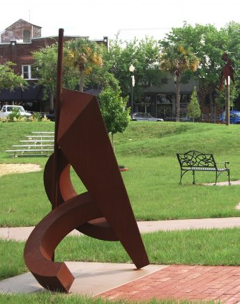 contemporary public art central florida
