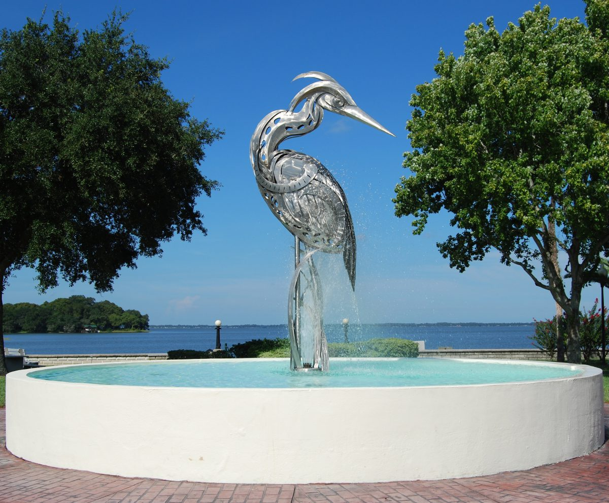 Lake Eustis Heron